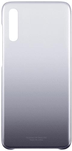 Samsung Gradation Cover zadní kryt pro Samsung Galaxy A70, černá