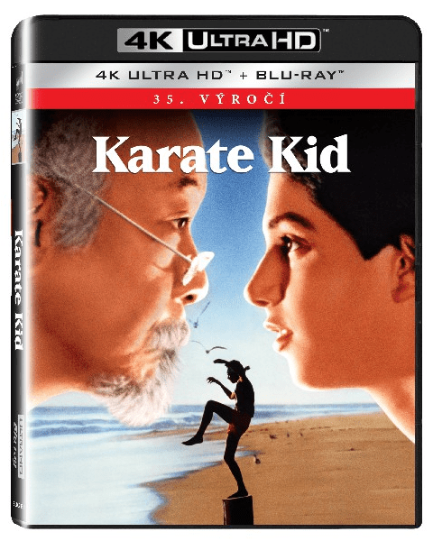 Karate Kid 1984 BD UHD