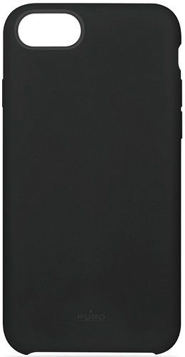 Puro Icon pouzdro pro Apple iPhone 6/6s/7/8, černá