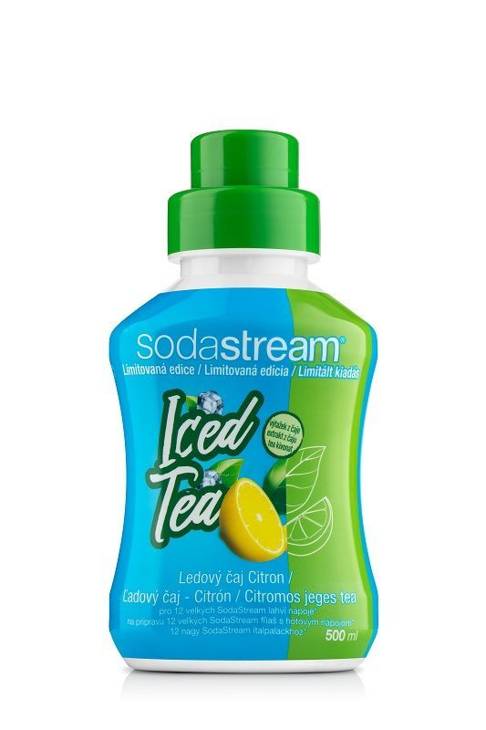 Sodastream Ice Tea Lemon sirup (500ml)