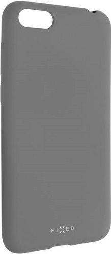 Fixed silikonové pouzdro pro Huawei Y5 2018, šedá