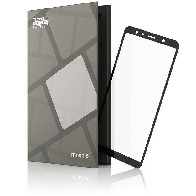 TGP tvrzené sklo pro Samsung Galaxy A7, černá