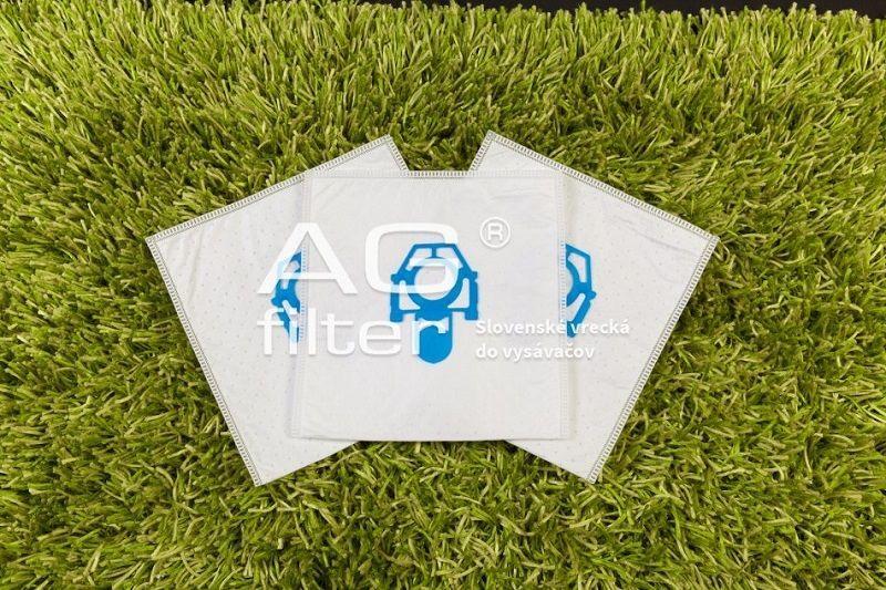AG AS 098P CZ sáčky do vysavače (4ks+filtr)