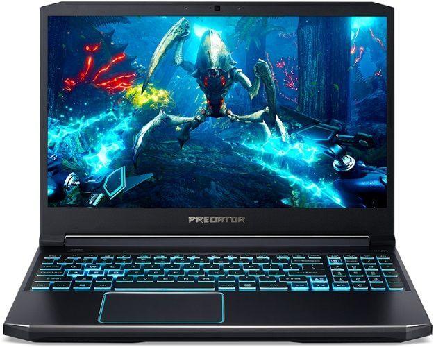 Acer Predator Helios 300 NH.Q53EC.003 černý + dárek Microsoft Office 365 pro jednotlivce - 1 uživatel/1 rok zdarma