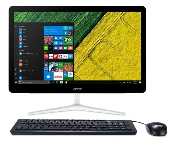 Acer Aspire Z24-880 DQ.B8UEC.006 černý