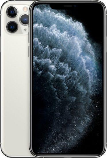 Apple iPhone 11 Pro Max 64 GB stříbrný