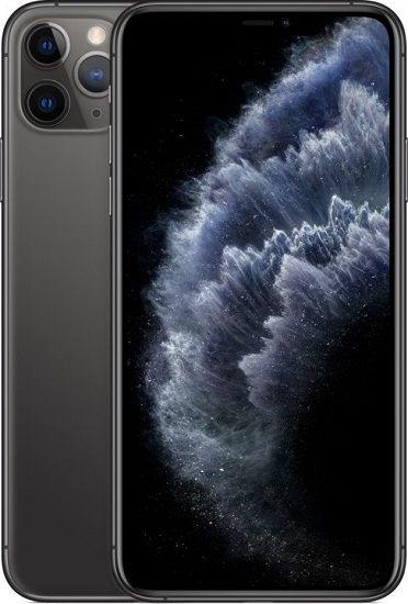 Apple iPhone 11 Pro Max 512 GB vesmírně šedý