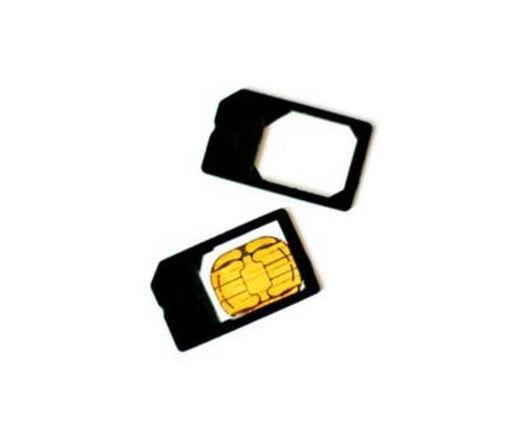 WINNER micro sim card adaptér