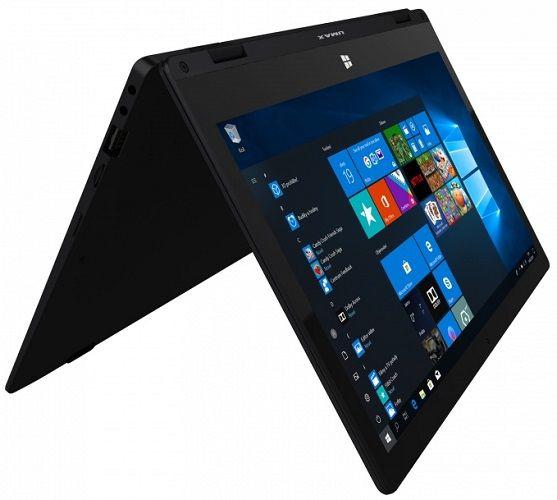 Umax VisionBook 12Wa Flex UMM220V12 černý
