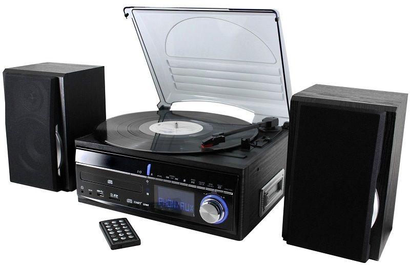 Soundmaster MCD1700 černé