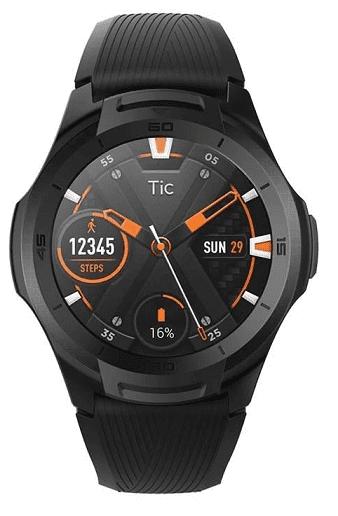 TicWatch S2 černé