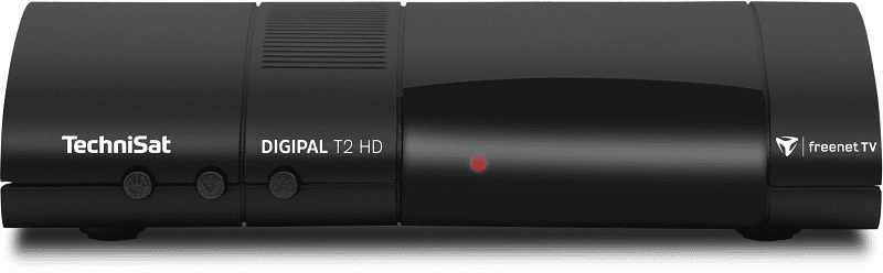 TechniSat DigiPal T2 HD černý