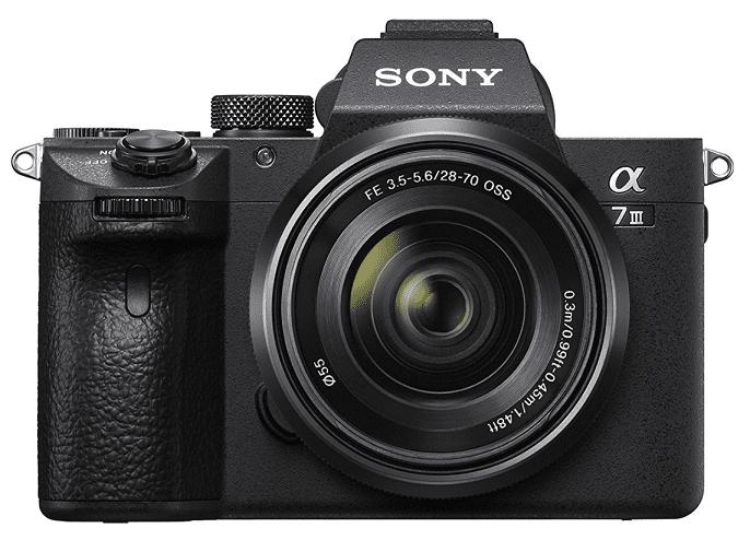 Sony Alpha 7 III + FE 28-70mm f/3,5-5,6 OSS