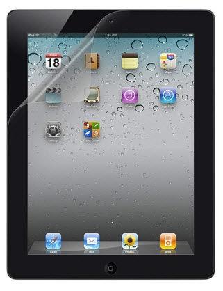 Belkin F8N798CW ochranná fólie pro Apple iPad 3