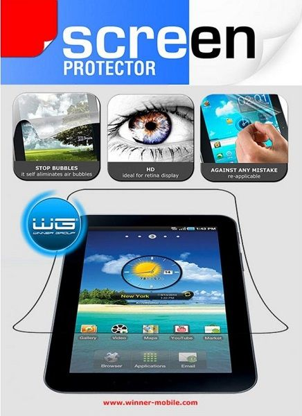 Winner WINTFOLIPAMIN ochranná fólie na tablet iPad Mini