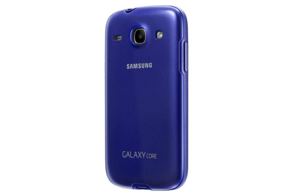 Samsung zadní kryt + EF-PI826BL pro Galaxy Core Duos