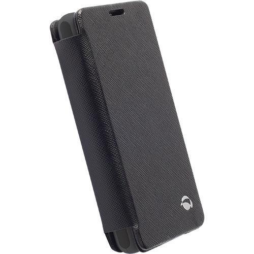 Krusell MALMÖ flipové pouzdro Sony Xperia E1 (černé)