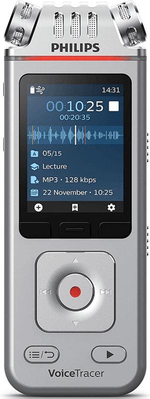 Philips DVT4110 stříbrný