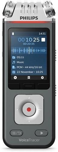 Philips DVT8110 černo-stříbrný