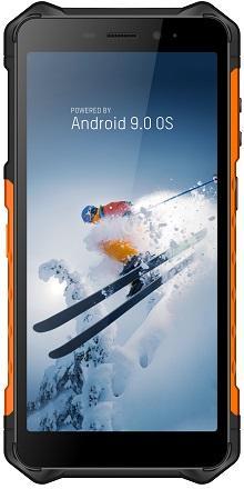MyPhone Hammer Iron 3 oranžový