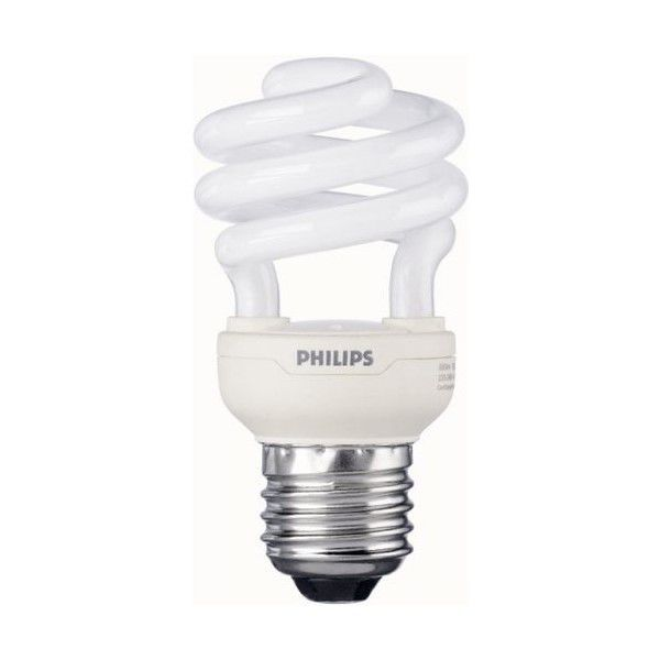 Philips Tornado 8y 12W E27 WW