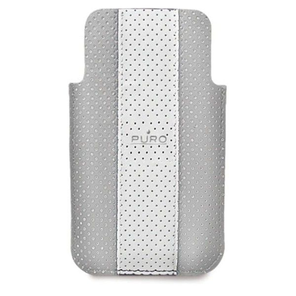 "Puro pouzdro pro iPhone 4 ""Golf"" (šedá)"