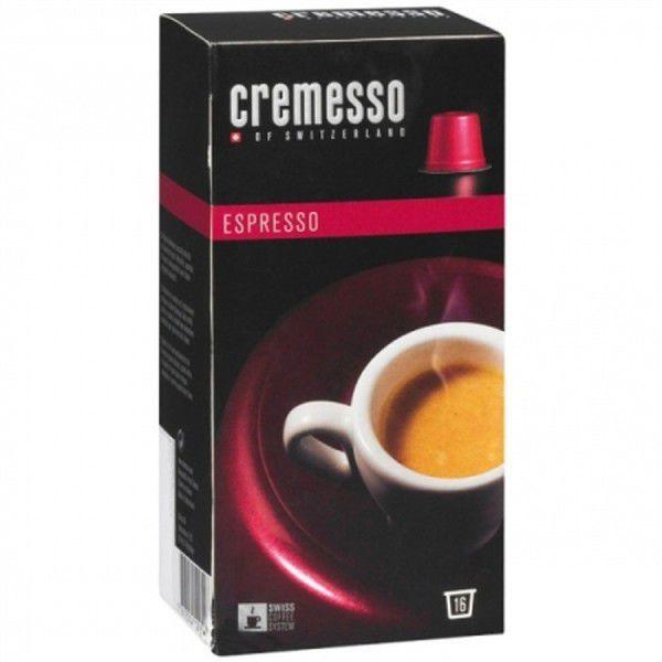 Cremesso Cafe Espresso - kapslová káva 16 ks