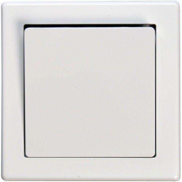 Solight 5B109 - vypínač Jowa č. 6, střídavý - schodišťový, bílý
