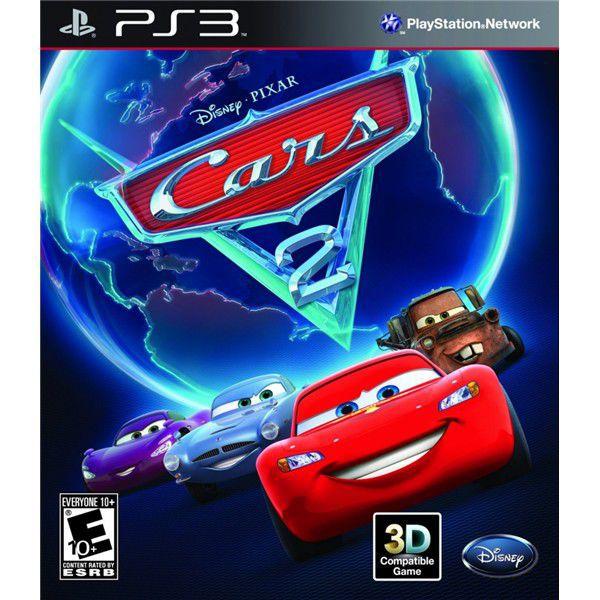 PS3 - Cars 2 (Auta 2)