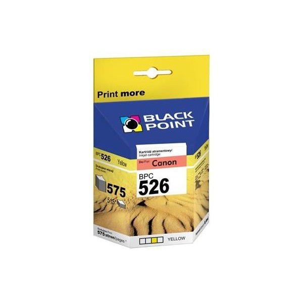 BLACKPOINT BPC526Y Canon CLI-526 yellow