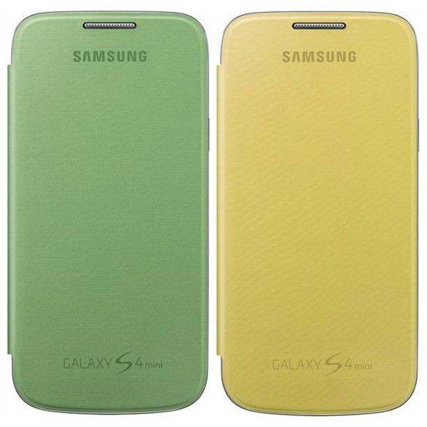 Samsung flipové pouzdro EF-FI919BZEGWW pro Galaxy S IV mini