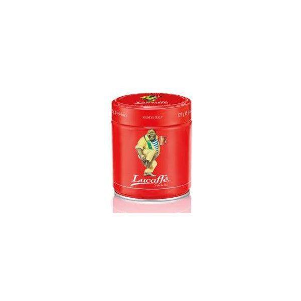 Lucaffé Classic zrnková káva (125g)