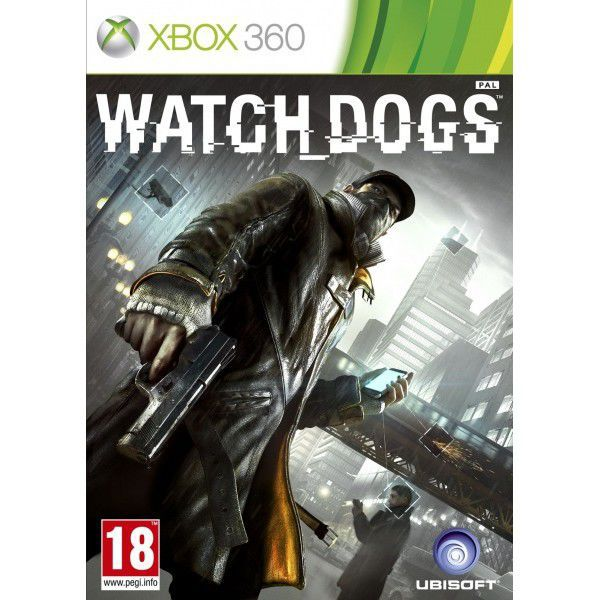 Watch Dogs - hra pro XBOX 360