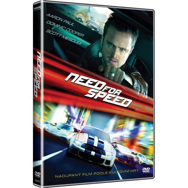 DVD F - Need for speed