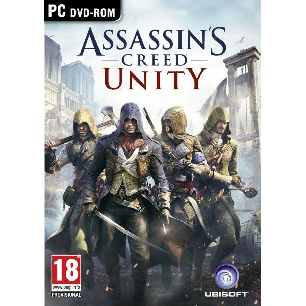 Assassin's Creed: Unity - hra pro PC