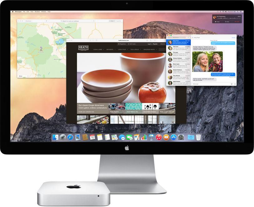 APPLE Mac mini MGEN2CS/A