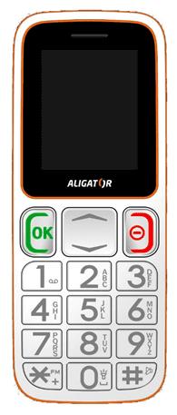 Aligator A320GB (bílý)