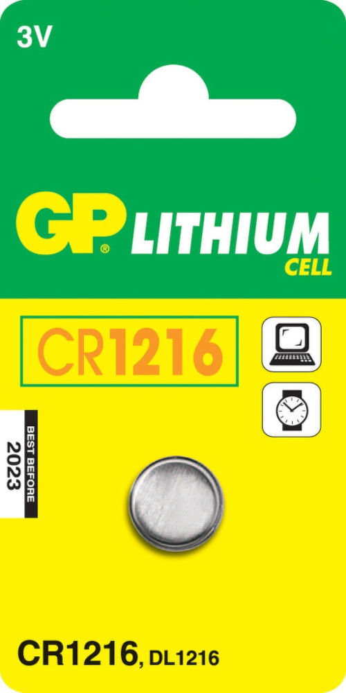 GP CR1216 1ks