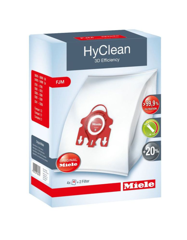 Miele HyClean 3D FJM - sáčky do vysavače