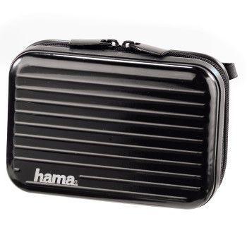 Hama Hardcase Metal Style 60H 103858 černé - pouzdro na fotoaparát