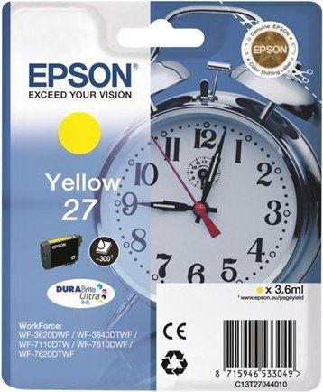 Epson C13T27044020 (žlutý)