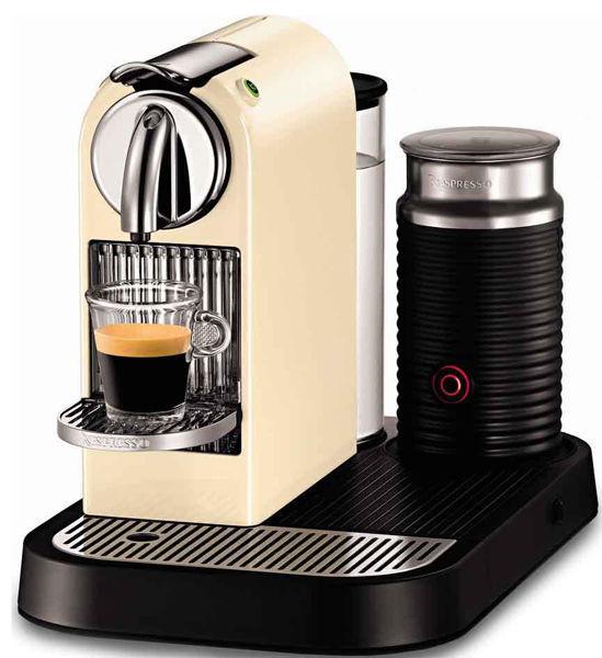 Nespresso DéLonghi Citiz&Milk EN266.CWAE