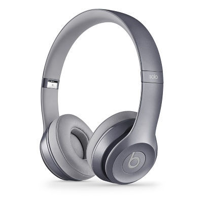 Beats by Dr. Dre Solo2 (Royal Collection) MHNW2ZM/A (šedá)