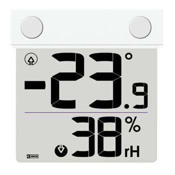 LCD RST01278 E1278 - okenní teploměr