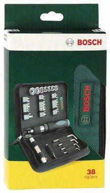 Bosch 38 dílná smíšená sada