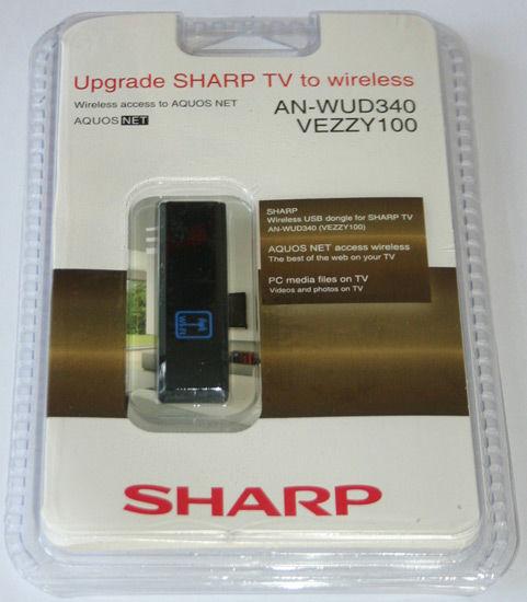 SHARP ANWUD340, WIFI adapter pro sérii 340
