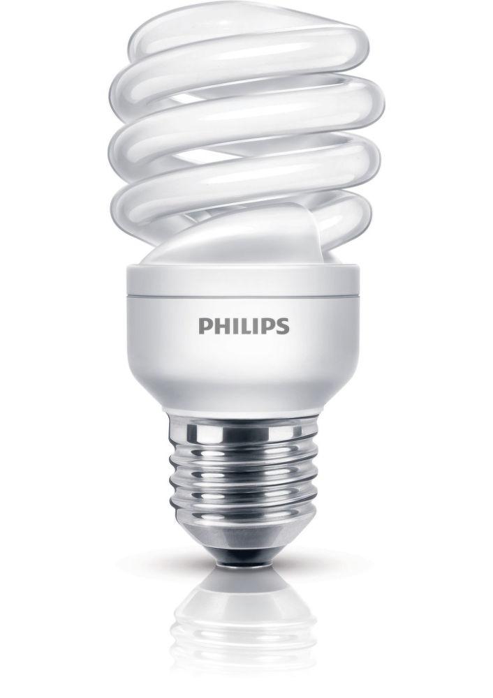 Philips Economy Twister 12W WW E27 1PF / 6