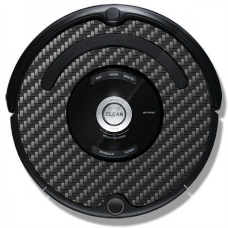 iRobot iDress Carbon Art, samolepka na Roomba 5
