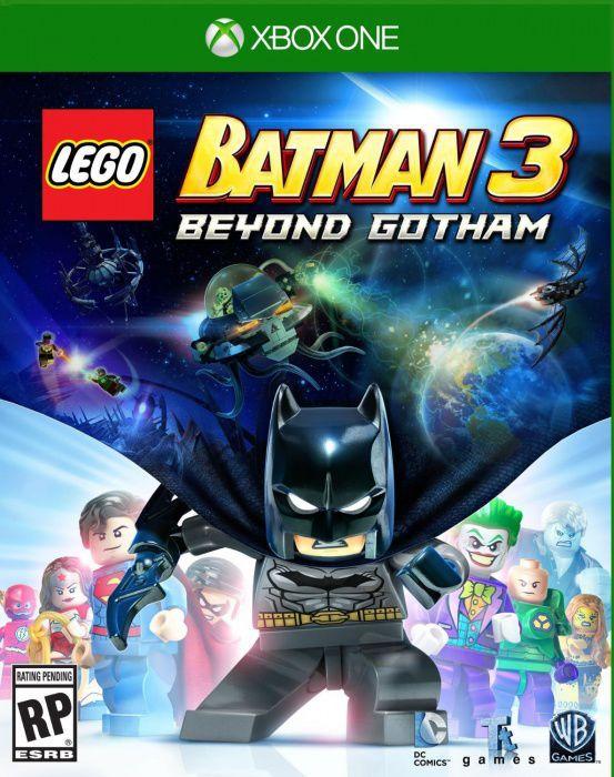 XboxOne - Lego Batman 3: Beyond Gotham