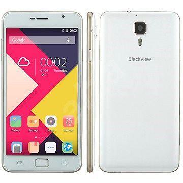 iGET Blackview Alife P1, Dual SIM (bílý)